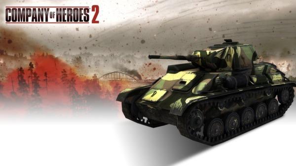 COH 2 - Soviet Skin: (L) Four Color Belorussian Front (DLC)
