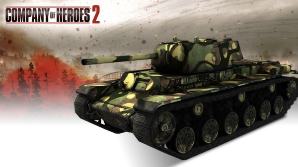 COH 2 - Soviet Skin: (H) Four Color Belorussian Front (DLC)