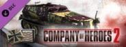 Company of Heroes 2 - German Skin: (L) Three Color Ambush Pattern