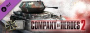 Company of Heroes 2 - German Skin: (M) Four Color Disruptive Pattern