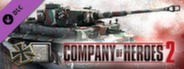 Company of Heroes 2 - German Skin: (H) Four Color Disruptive Pattern