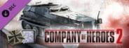 Company of Heroes 2 - German Skin: (L) Winter Ambush Pattern