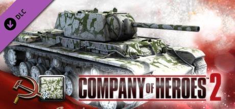 COH 2 - Soviet Skin: (H) Winter Whitewash Voronezh Front