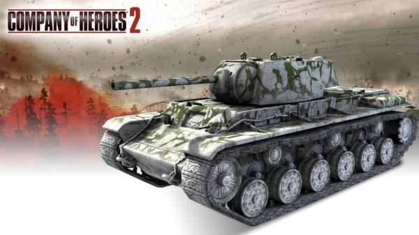 COH 2 - Soviet Skin: (H) Winter Whitewash Voronezh Front (DLC)