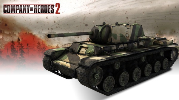 COH 2 - Soviet Skin: (H) Three Color Northwestern Front (DLC)