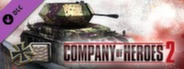 Company of Heroes 2 - German Skin: (M) Three Color Ambush Pattern