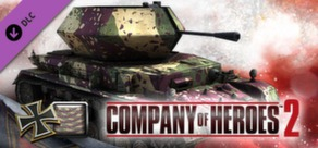 COH 2 - German Skin: (M) Three Color Ambush Pattern