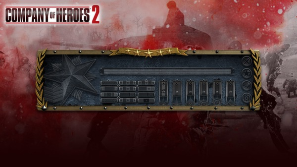 COH 2 - Faceplate: Studded (DLC)
