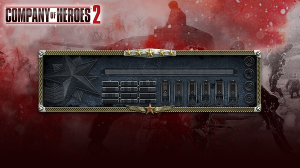 COH 2 - Faceplate: Engraved (DLC)