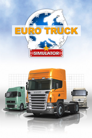 Euro Truck Simulator poster image on Steam Backlog