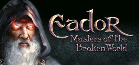 Game Banner Eador. Masters of the Broken World
