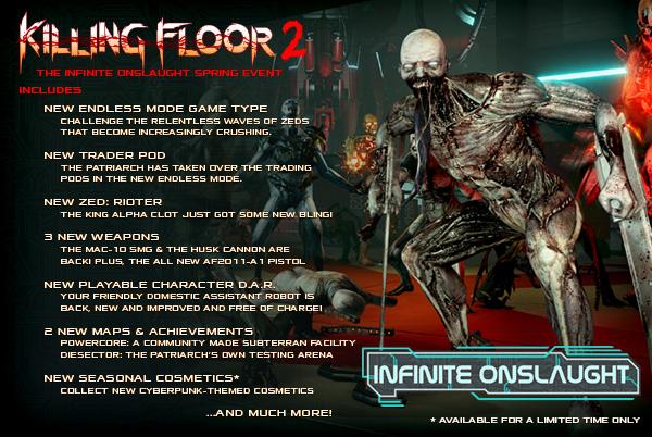 killing floor 2 website