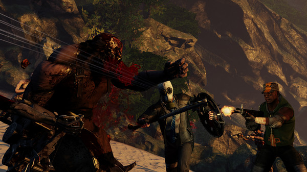 Killing Floor 2 Back And Kicking Brass ScreenShot 1