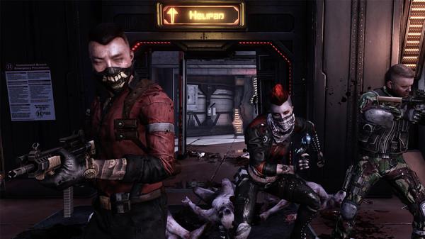 Killing Floor 2 screenshots