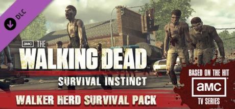 The Walking Dead: Survival Instinct  Walker Herd Survival Pack