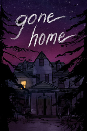 Gone Home poster image on Steam Backlog
