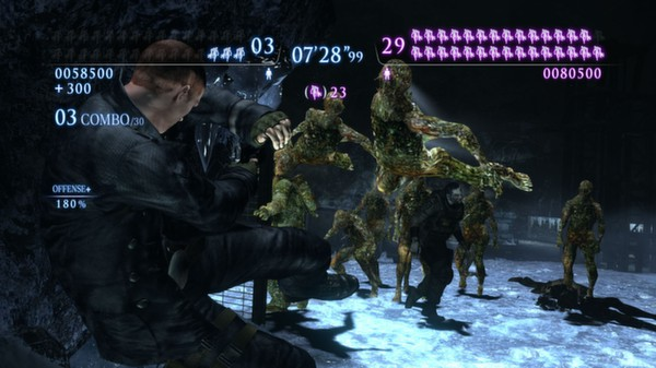 RE6 / BH6: Onslaught Mode (DLC)