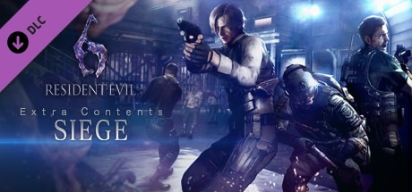 Купить RE6 / BH6: Siege Mode (DLC)