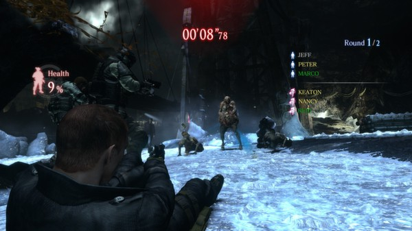 RE6 / BH6: Siege Mode (DLC)