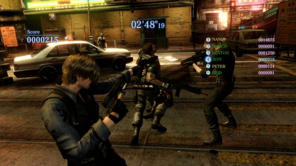 RE6 / BH6: Survivors Mode (DLC)