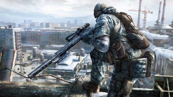 Sniper Ghost Warrior 2: Siberian Strike (DLC)