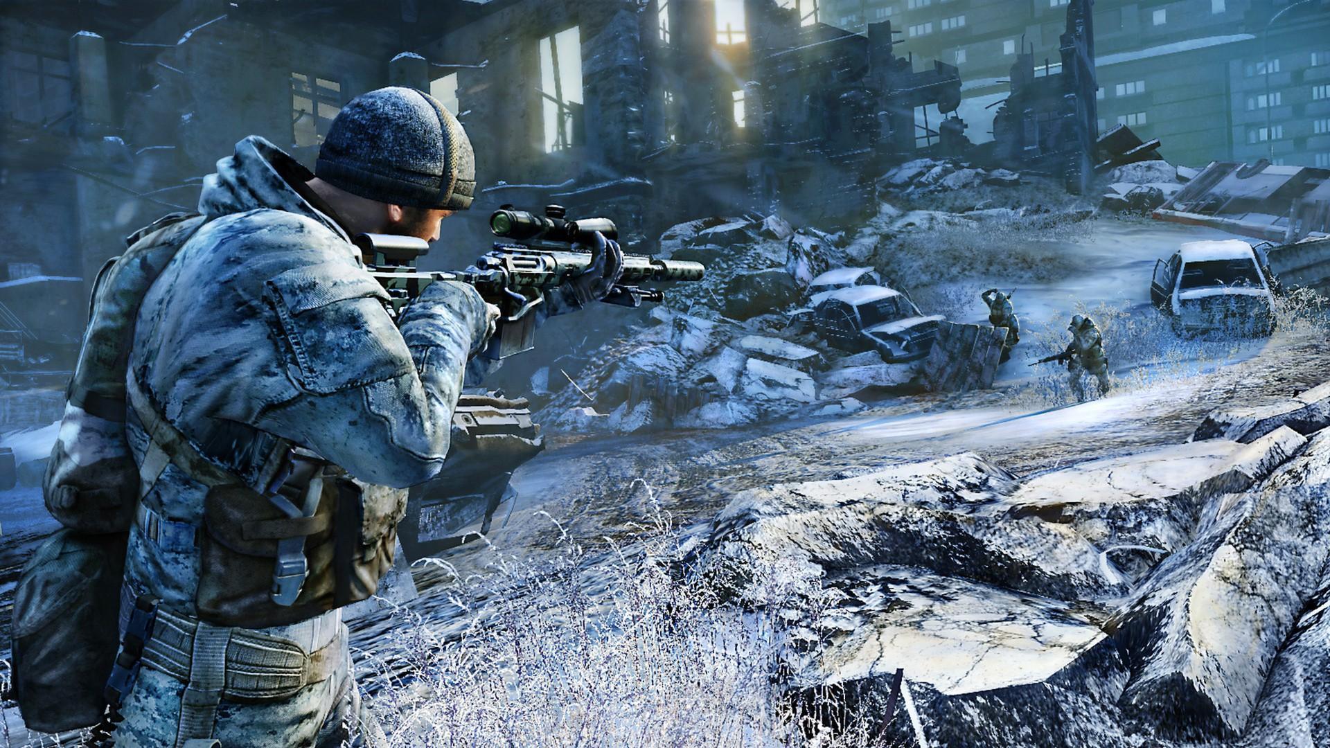 Sniper Ghost Warrior 2 Siberian Strike On Steam
