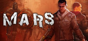 Mars: War Logs cover art