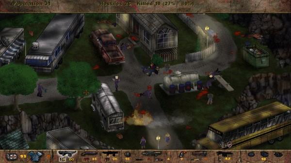 скриншот POSTAL 5