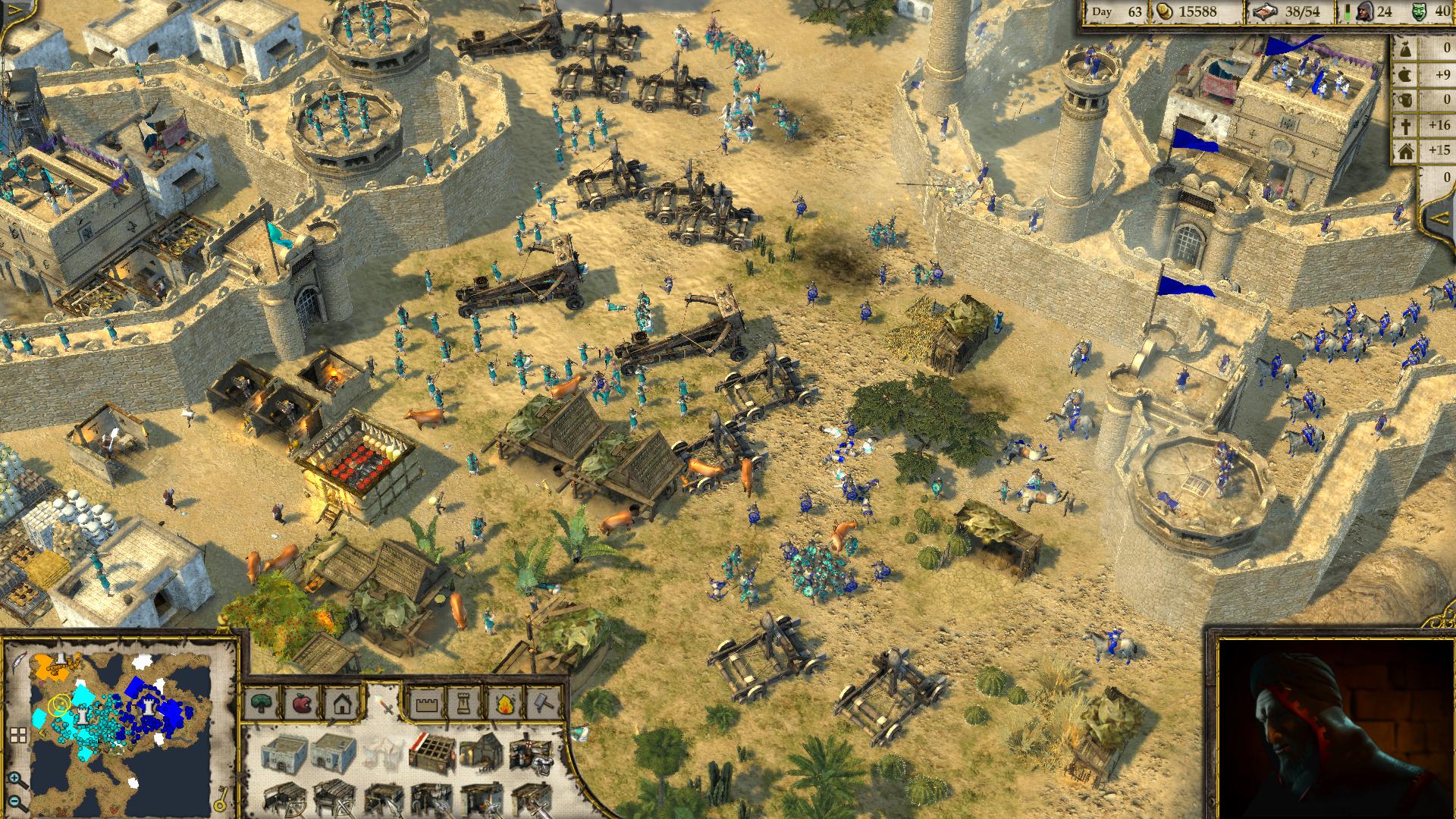 stronghold crusader 2 complet gratuit utorrent