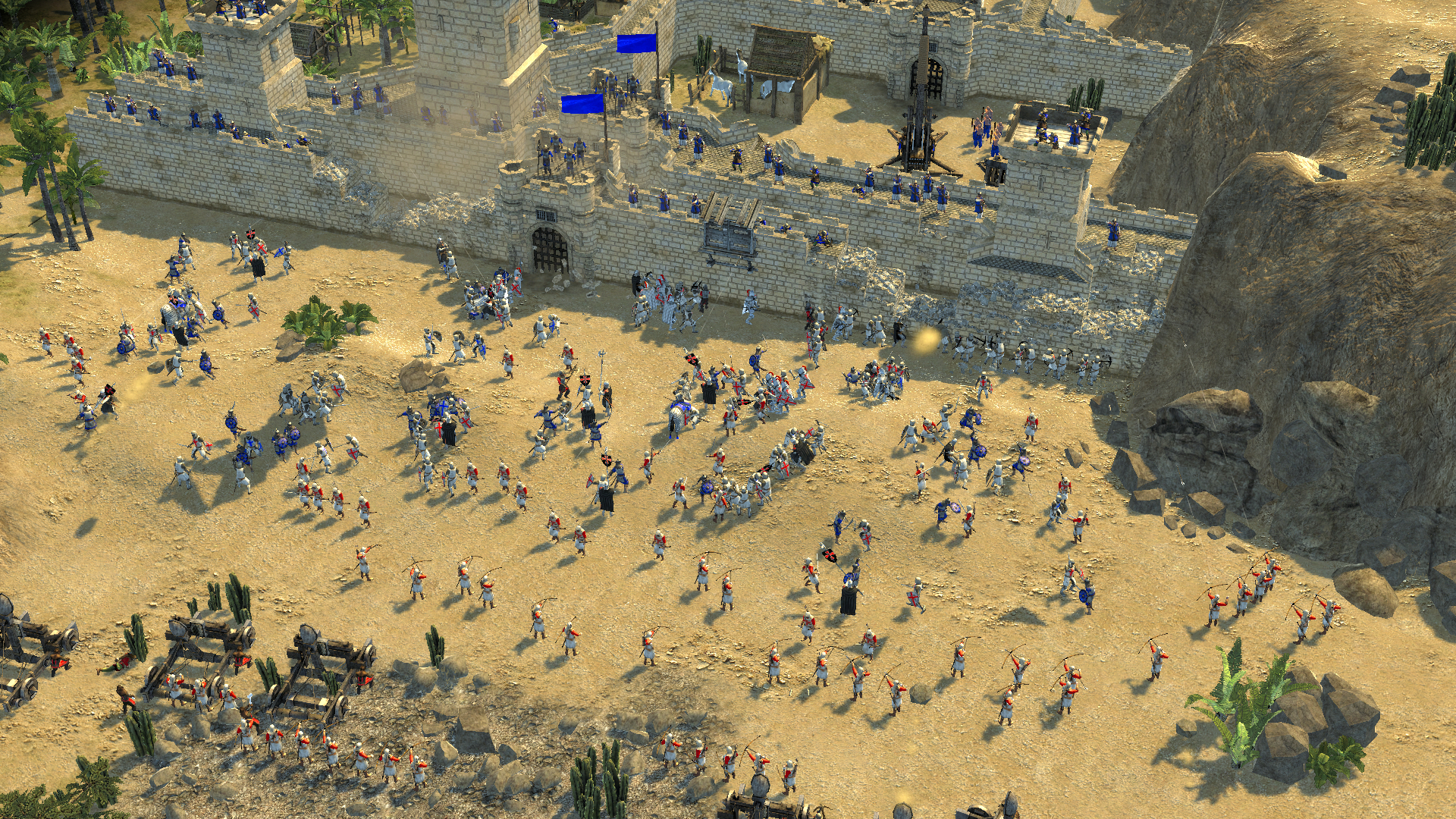 Stronghold 3 gold free download « igggames.