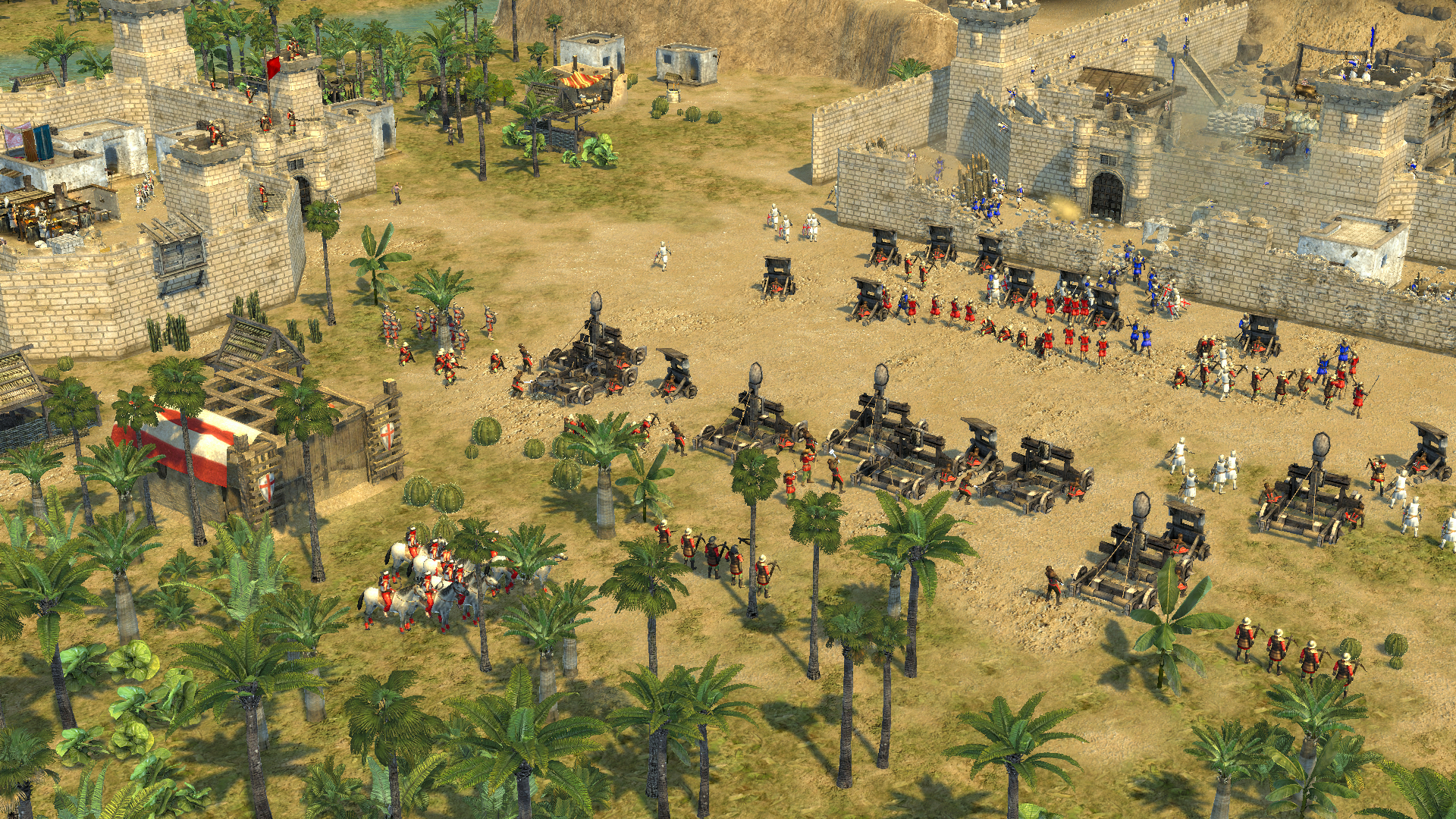 Stronghold Crusader II Special Edition Multilenguaje ESPAÑOL PC (PLAZA) + Update v1.0.19369 (FLTDOX) 6