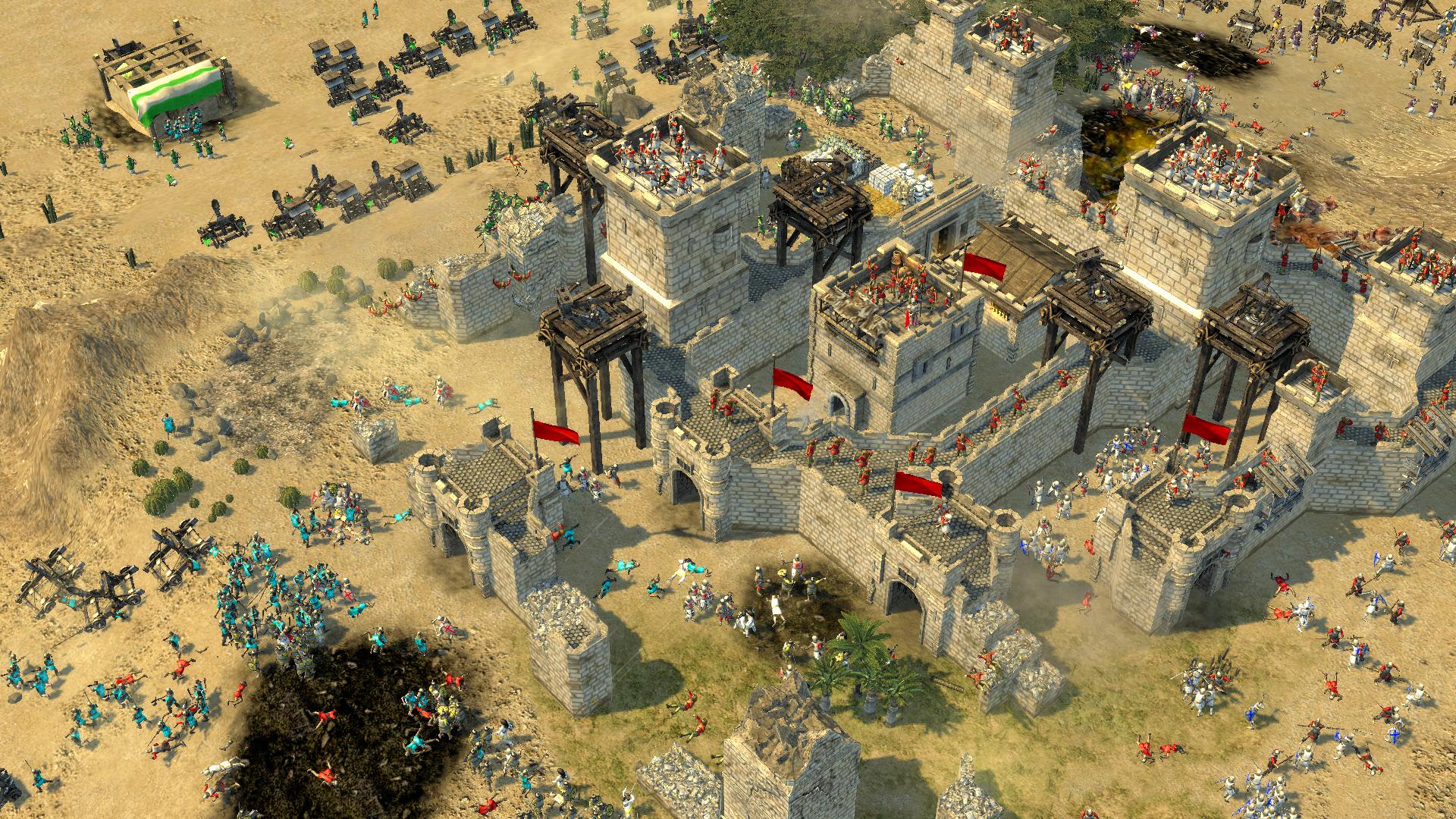 Stronghold Crusader 2 on Steam