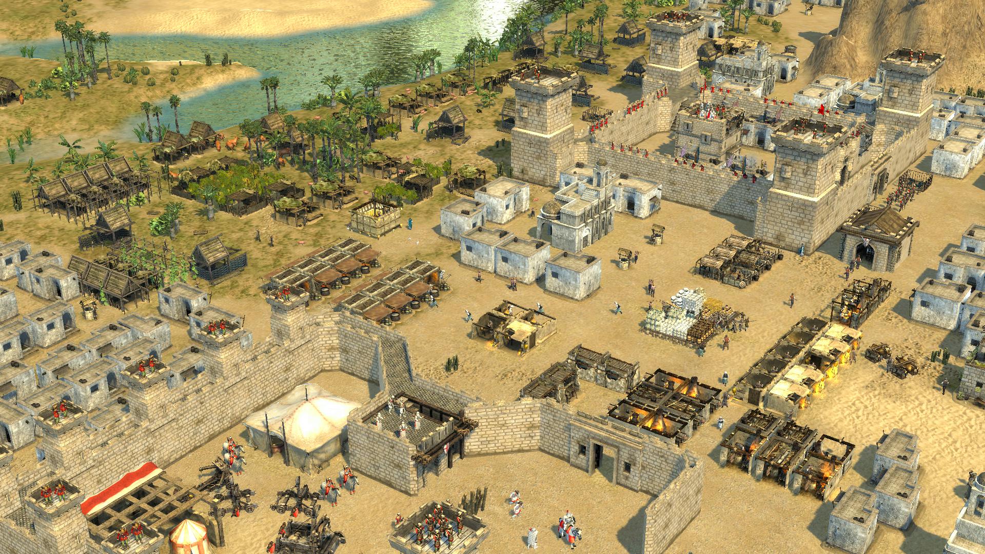 download game stronghold crusader 2 full version free