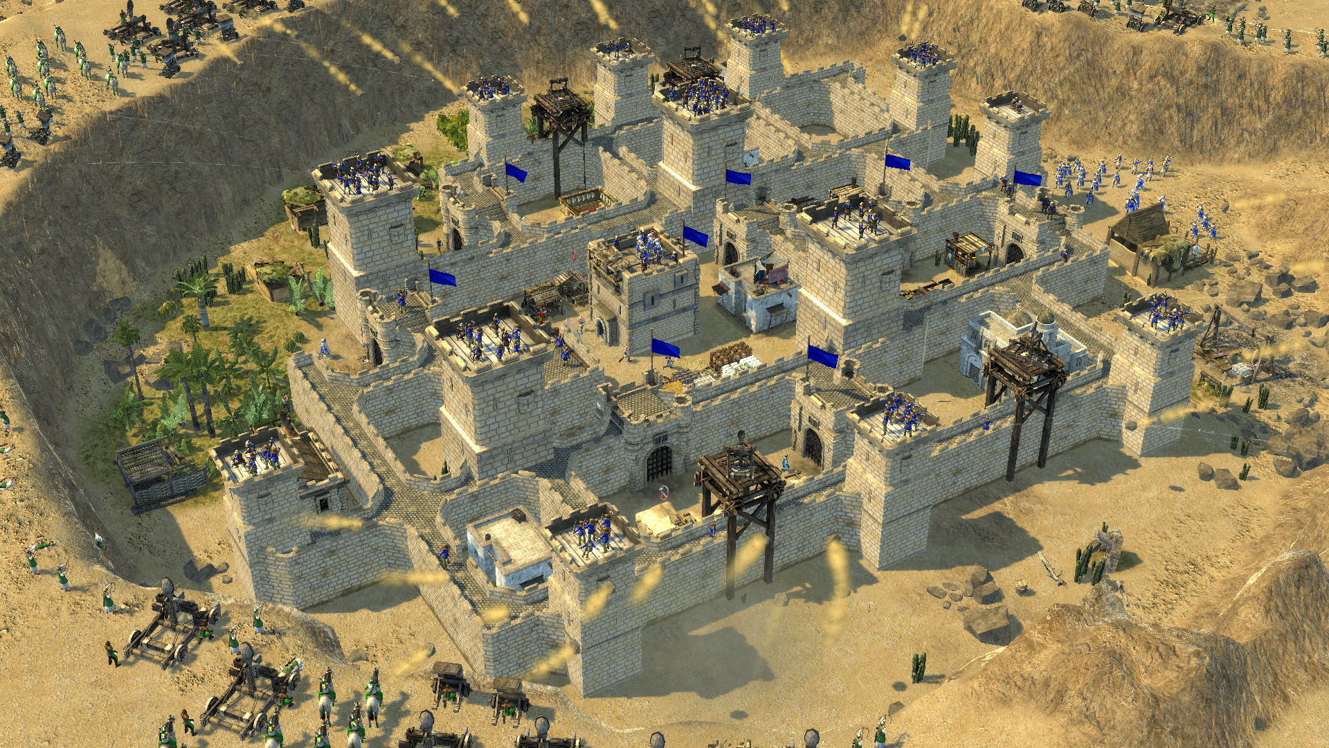Stronghold Crusader II Special Edition Multilenguaje ESPAÑOL PC (PLAZA) + Update v1.0.19369 (FLTDOX) 2