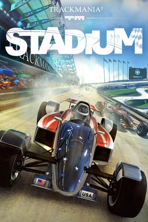 TrackMania² Stadium poster image on Steam Backlog