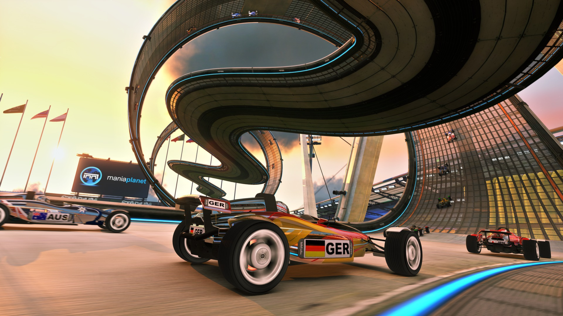 NATIONS FRANCAIS TRACKMANIA GRATUIT ESWC TÉLÉCHARGER