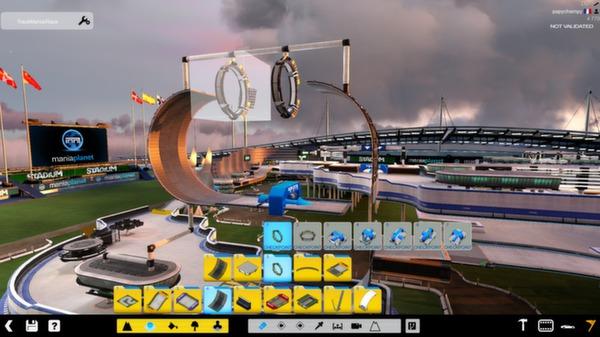 TrackMania² Stadium 6