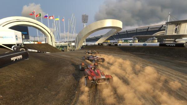 TrackMania² Stadium 3