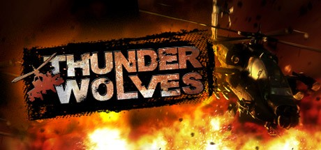 Teaser for Thunder Wolves