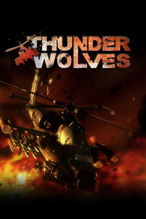 Thunder Wolves poster image on Steam Backlog