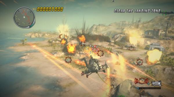 скриншот Thunder Wolves 2