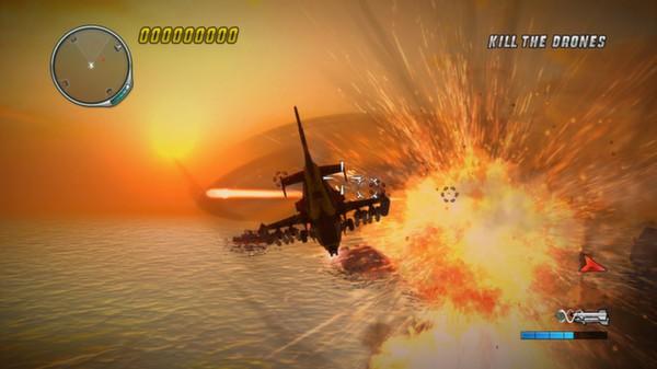 скриншот Thunder Wolves 5