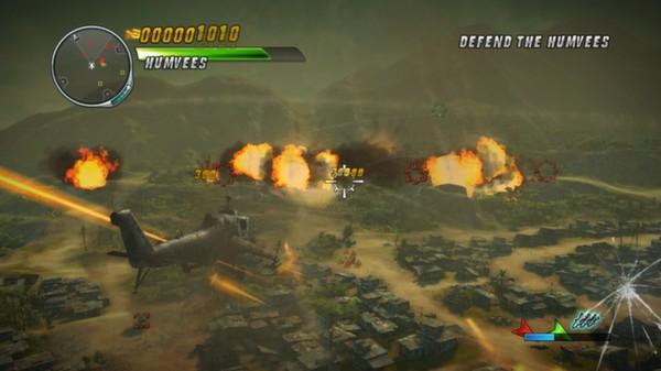 скриншот Thunder Wolves 1