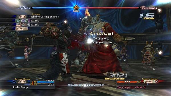 скриншот The Last Remnant 1