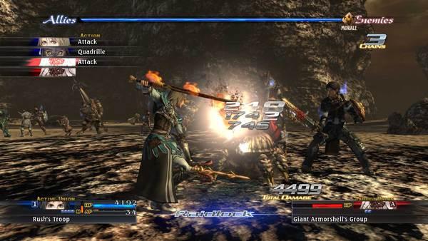 скриншот The Last Remnant 2