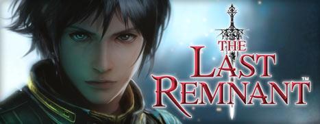 The Last Remnant™ - 最后的神迹™