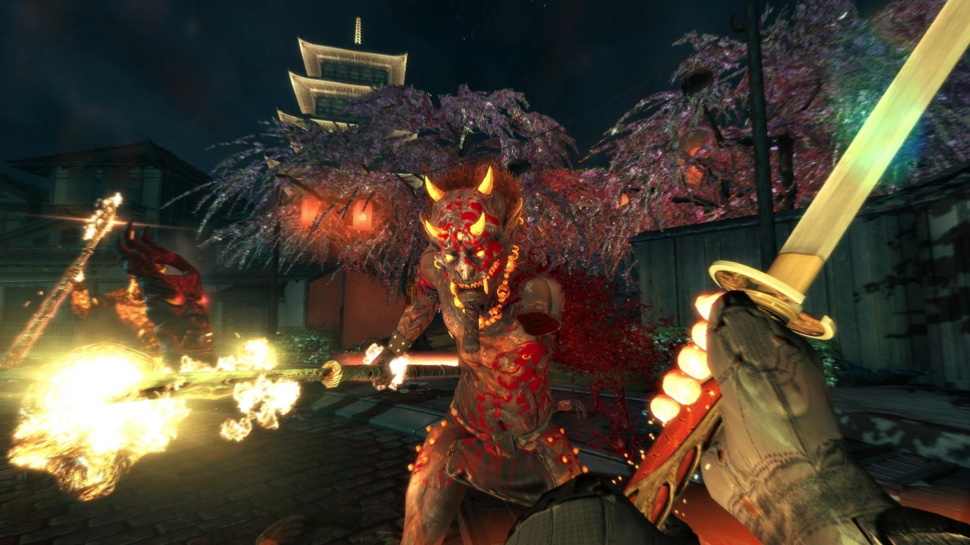 Shadow Warrior (2013) screenshot 2