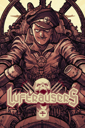 LUFTRAUSERS poster image on Steam Backlog