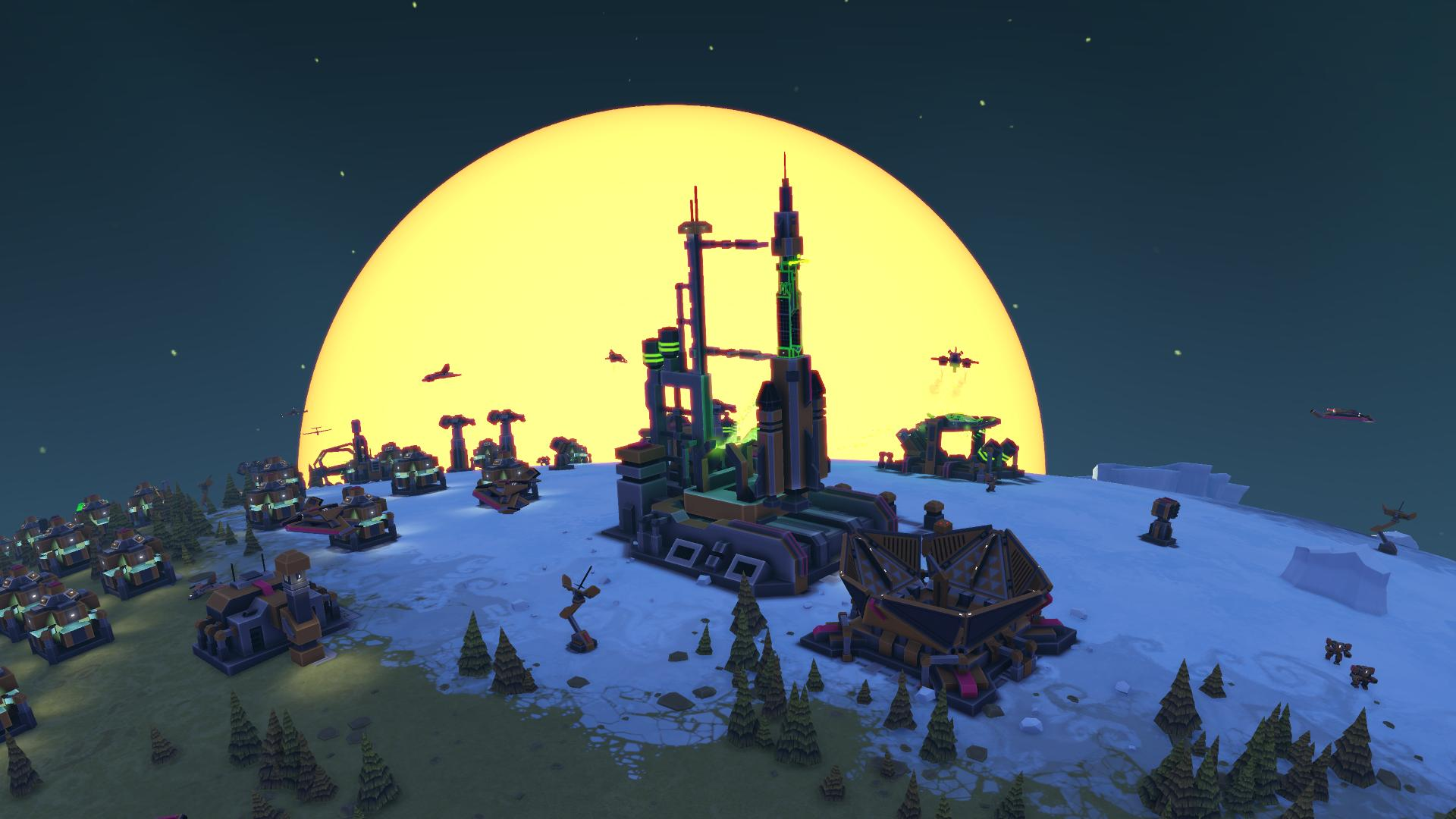 Download Planetary Annihilation Full PC Game