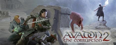 Avadon 2: The Corruption - 阿瓦登 2:堕落